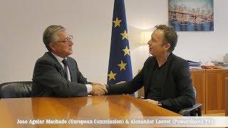 Joao Aguiar Machado (European Commission)
