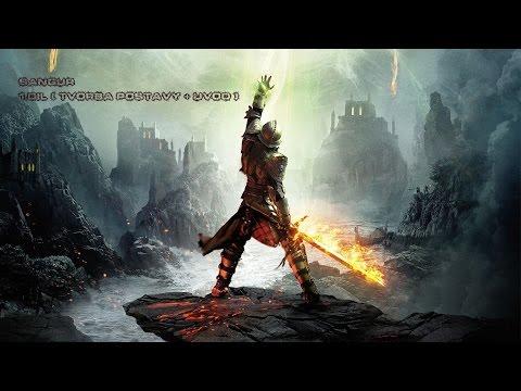Dragon Age Inquisition   Let's Play CZ/SK   Znovuzrození   1.díl   Pc gameplay
