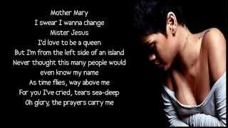 Rihanna - Love Without Tragedy / Mother Mary