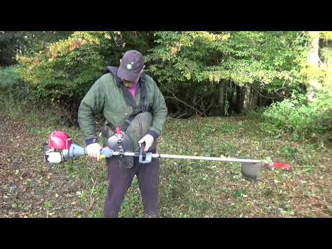 Review – Honda UMK425LE With Oregon Universal Brushcutter Blade
