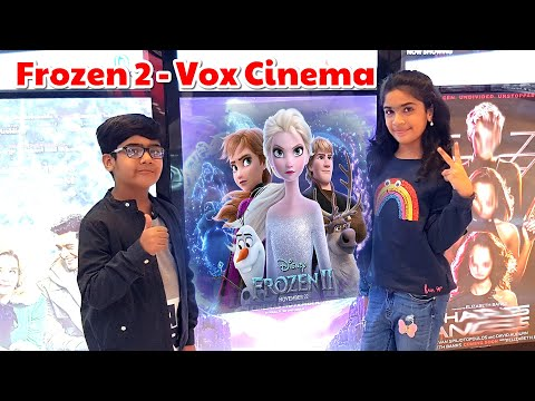 FROZEN 2 |  VOX Cinemas - City Center Deira, Dubai | Kids Explorer