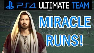 Madden 15 - Madden 15 Ultimate Team - MIRACALE RUNS!! | Madden 15 PS4 Gameplay
