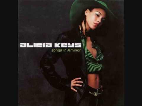, title : 'Alicia keys - Rock With U'