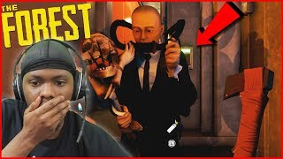 WHOA!!! You Won't Believe What We Found!! - The Forest Multiplayer Ep.17