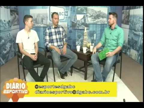 Edgard Montemor Filho fala do Tigre no Diário Esportivo