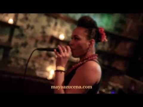 Maya Azucena Screening Party - Come With Me, Live Performance