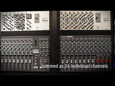 Summing - SSL's 'Lego Studio' Video Series