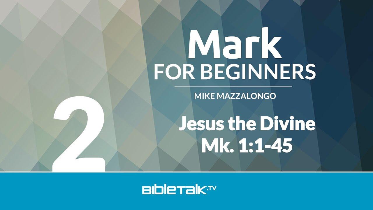 2. Jesus the Divine