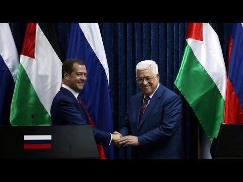 Επίσκεψη Μεντβέντεφ σε Ισραήλ και Παλαιστινιακά Εδάφη