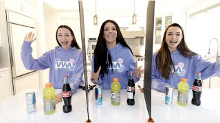 I Became a Triplet with Merrell Twins for 24 Hours