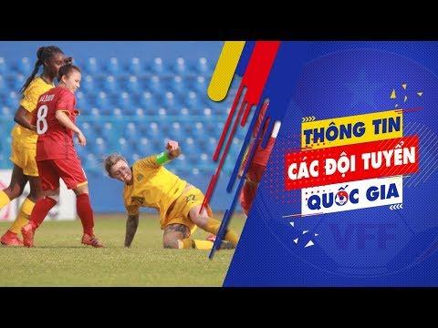 Giải VĐ nữ ĐNÁ 2018: Thua U20 Australia 2-4, Việt Nam gặp lại Myanmar ở trận tranh HCĐ