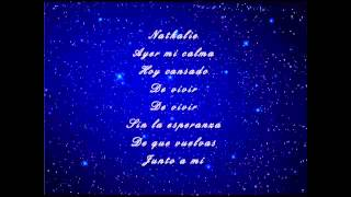 Julio Iglesias   Nathalie (with Lyrics On Screen)