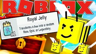 10 ROYAL JELLY FOR $400 ROBUX? - ROBLOX BEE SWARM SIMULATOR #4