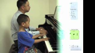 When to Start Piano Lessons for Your Children
