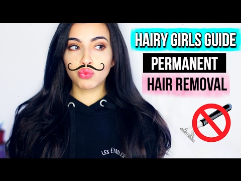 How I became permanently hair free - No waxing required