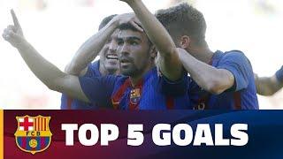 FCB Masia-Academy: Top goals 17-18 June