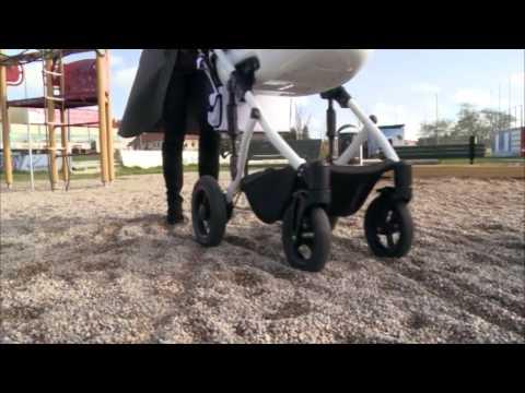 Eksperimentas su vežimėliais