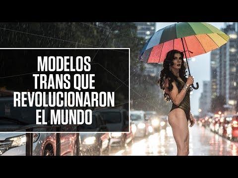 Las modelos trans que revolucionaron el mundo del entretenimiento   Shock