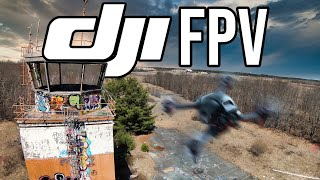 DJI FPV Review - Best Drone for FPV Newbies?