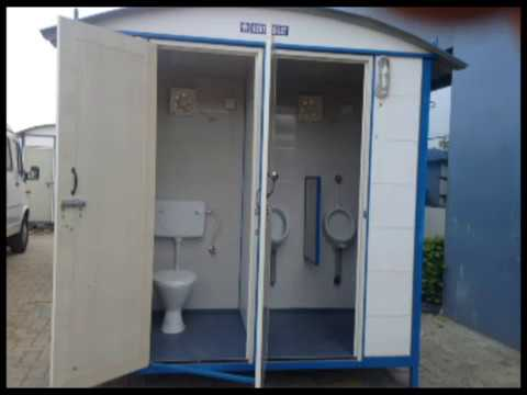 Sintex Prefabricated Workmen Toilet