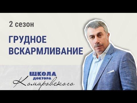 , title : 'Грудное вскармливание - Школа доктора Комаровского'