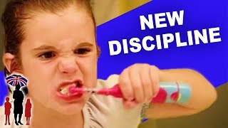 Kids Dont Take Well To New Discipline In House | Supernanny