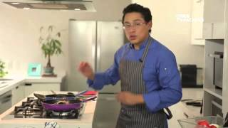 Tu cocina - Chiles con frijol