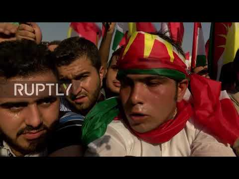 Iraq: 'We are fed up' - Erbil Kurds rally for independence ahead of referendum