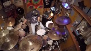 IN MY HEAD - 12 Stones (Drum Cover) by JerZ ICE *Pro Audio*