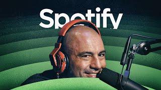 Why Spotify bought Joe Rogan's podcast