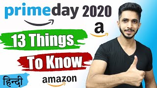 Amazon Prime Day Sale 2020 (Hindi) - 13 THINGS TO KNOW