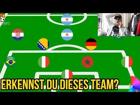 GEHÖRST DU ZU DEN 3% DIE DIESE FUSSBALL TEAMS ERKENNEN?!