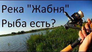 Отчет о рыбалке на реке жабня тверская область