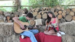 "Mia Rose ft. Salvador Seixas singing ""Pumped Up Kicks"" - Foster the People"