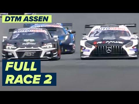 DTM TTサーキット・アッセン(オランダ) レース2のライブ配信動画