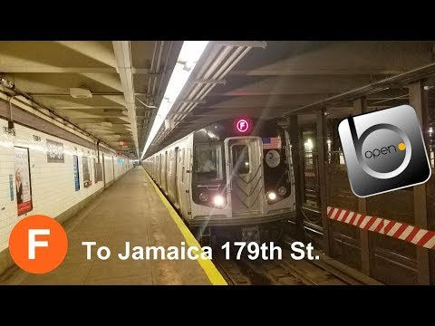 Download Openbve F Train Coney Island To Jamaica 179 St R160 Video
