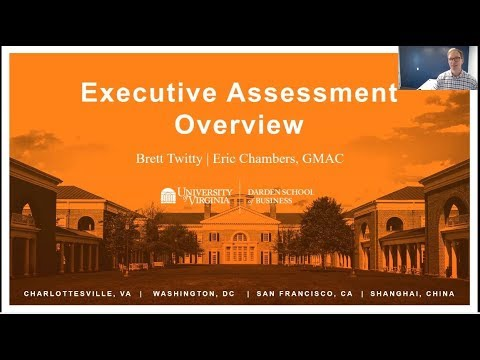 Executive Assessment Overview