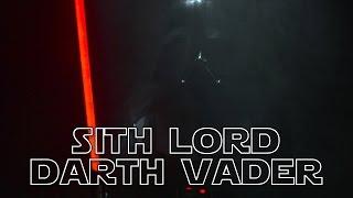 MGK - Alpha Omega Parody (Sith Lord Darth Vader - Star Wars Rap)