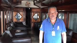 Trem de Luxo - Guia da Setur conta um pouco da história da nova atração da Cidade