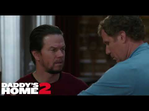 Daddy's Home 2 Clip 'The Mirror'