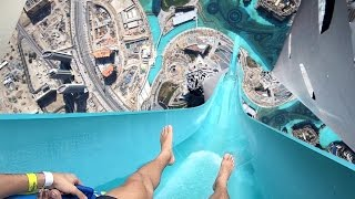 Top 5 MOST DANGEROUS Waterslides YOU WONT BELIEVE EXIST!