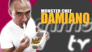 DAMIANO MONSTER CHEF - EPIC FAIL [MARZO 2016]