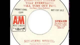 Stealer's Wheel - Everyone's Agreed (Stereo Promo)
