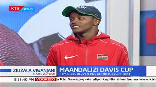 Kenya watarajia ushini katika mchuano wa Davis Cup