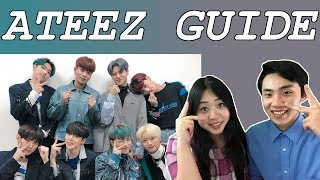 Couple Reacts To: A 2019 Helpful Guide To ATEEZ Reaction