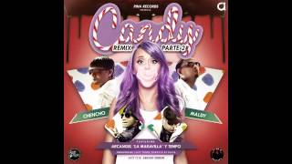 Candy (Remix) [Parte 1 y 2] - Plan B ft. Jowell & Randy, De La Ghetto, Tempo & Arcangel