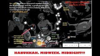RED DRAGON SIGN DECEMBER 17!!! HANUKKAH... MIDWEEK... MIDNIGHT!!!