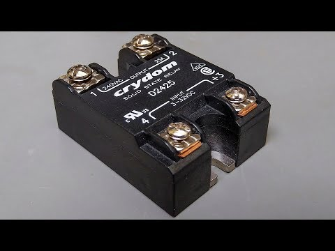 #85 Pro & Contra eines Solid State Relay