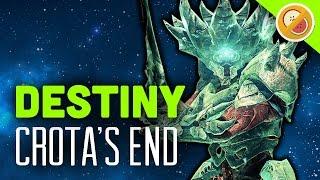 Destiny Crota's End 390 [Full Raid] - The Dream Team