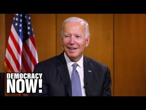 Dems Formally Nominate Joe Biden for President, as DNC Features Republicans & Sidelines Progressives